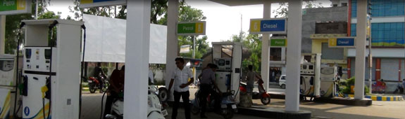 Police Parivar Fuel Care Pumps